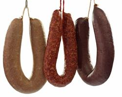 cord-ring-shaped-sausage